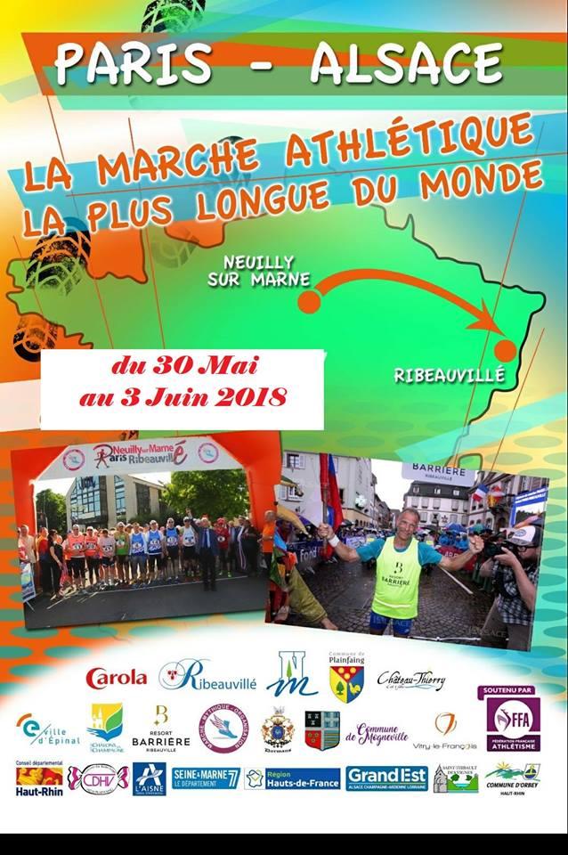 Paris - Ribeauvillé 2018 - 30 mai au 2 juin Affiche-P-R-2018