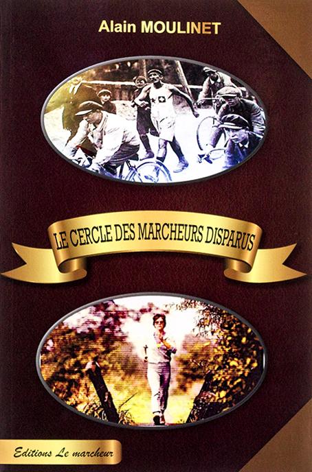 Le Cercle des Marcheurs Disparus Premiere-couverture