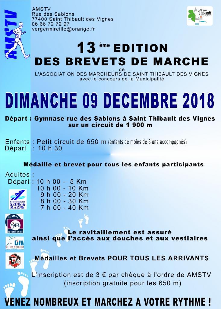 9-12-2018 - Brevets de Marche NSM - AMSTV Brevet-de-marche-2018AMSTV