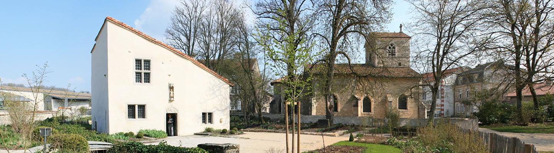 31-03 au 01-04-2018 La Marche du Grand Est Domremy-maison-natale-eglise